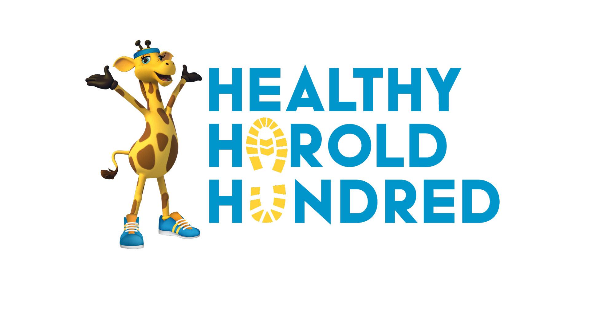 Healthy Harold Hundred fundraising event