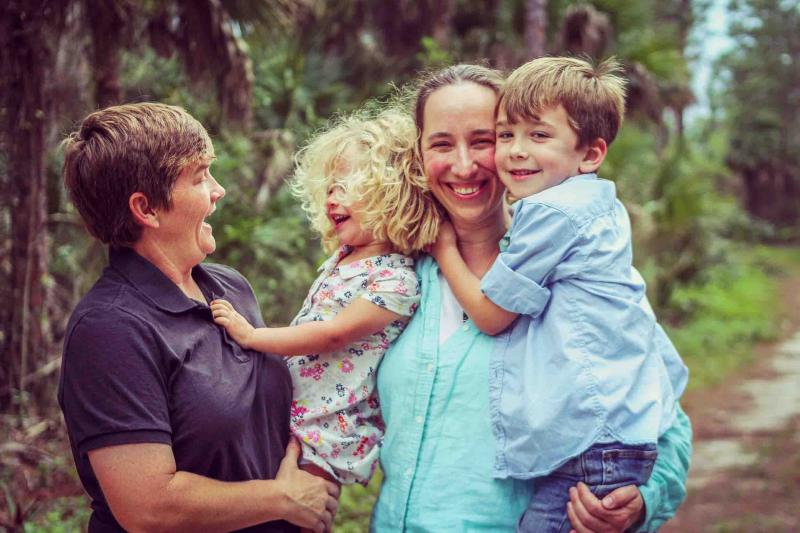 Life Education Queensland Back to School family with children