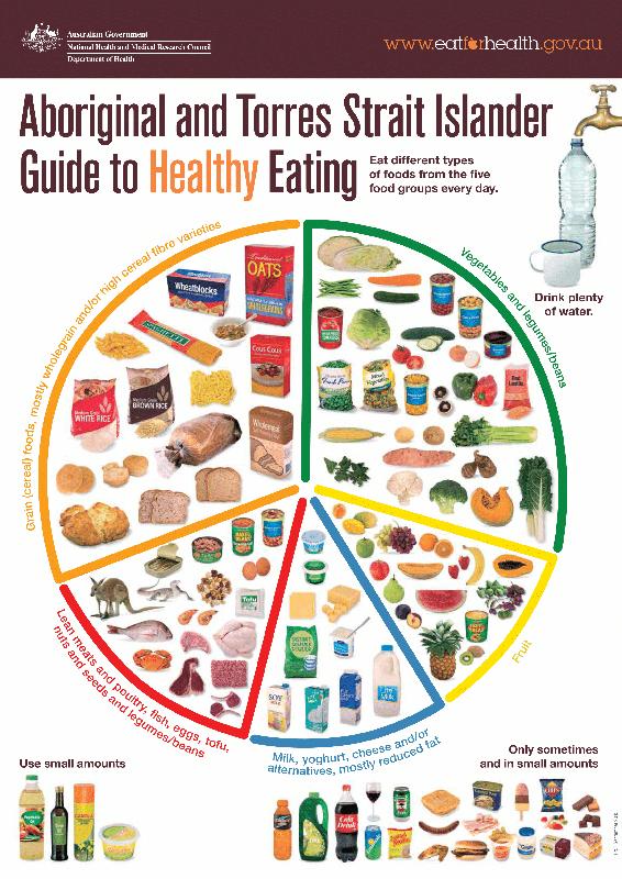 Life Education Queensland Healthy Harold Frankie Fresh Healthy Eats Healthy Eating Guide Atsi