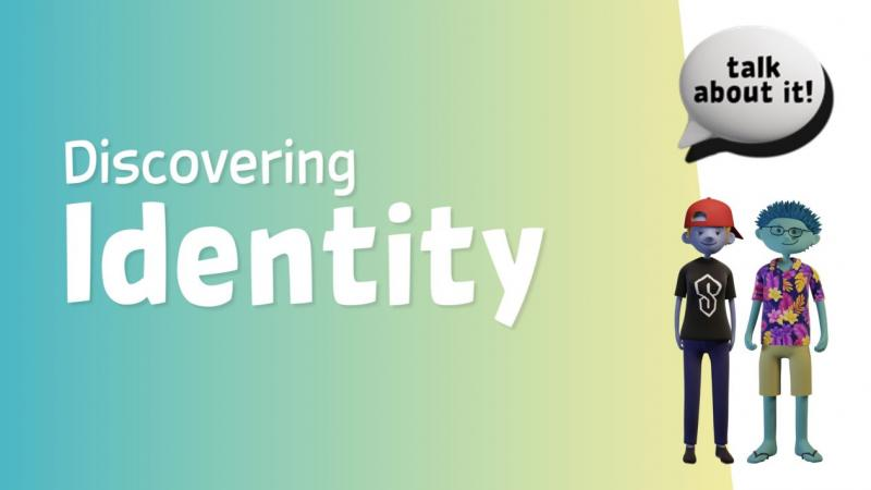 Life Education Queensland Healthy Harold Sexual Health Talk About It Discovering Identity