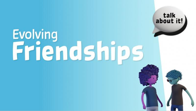 Life Education Queensland Healthy Harold Sexual Health Talk About It Evolving Friendships