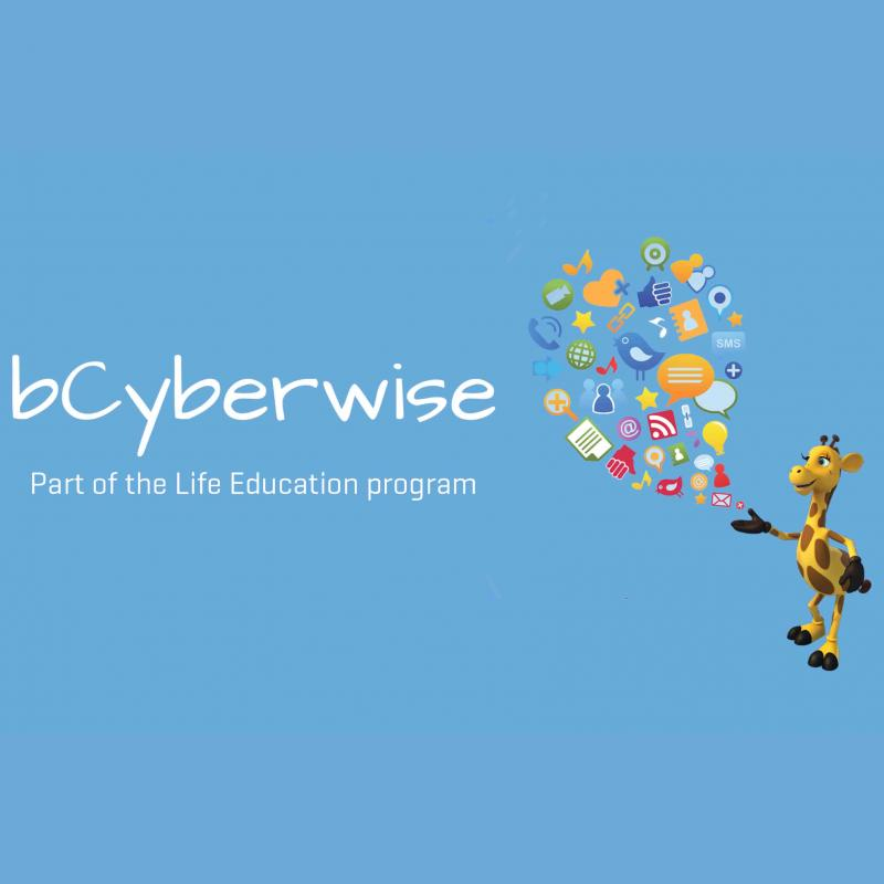 Life Education Queensland Healthy Harold Cybersafety Cyberbullying Bcyberwise Module