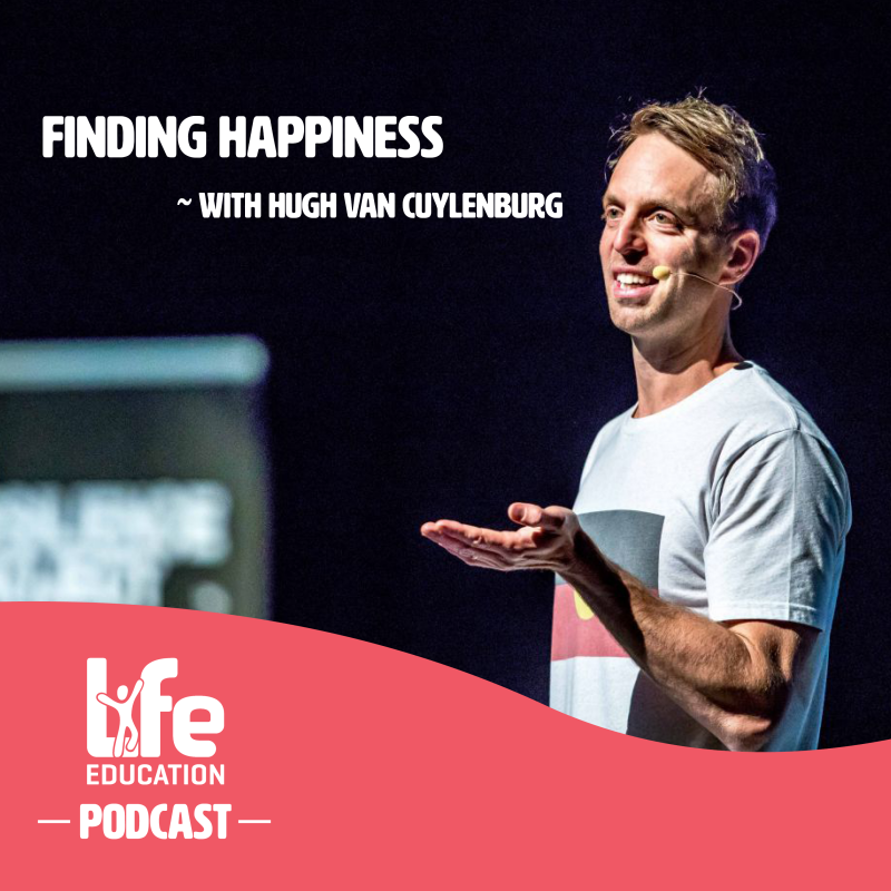 Life Education Queensland Podcast Series Resilience Justin Coulson