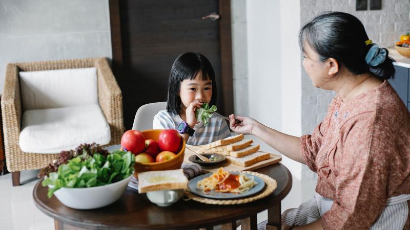 Create Dining Rituals