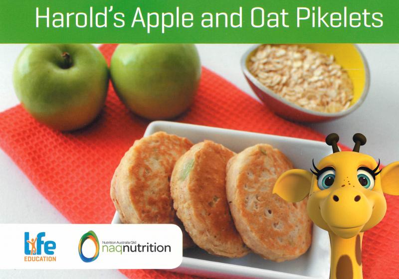 Pikelet Recipe Updated Branding