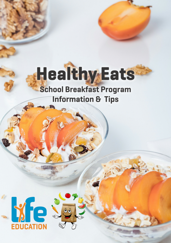 School Breakfast Program Info And Tip Sheet Oct19 Page 1
