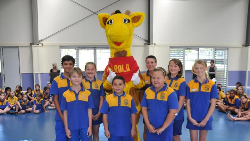 Healthy Harold Hundred Gladstone South State School
