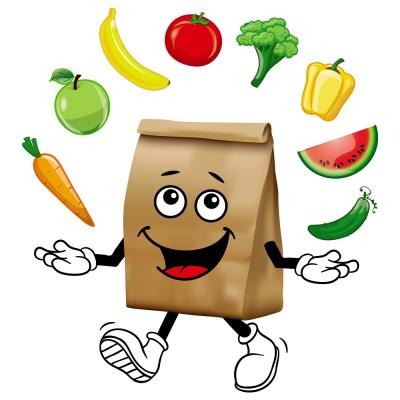 life education queensland frankie fresh fruit and vegetable mascot logo