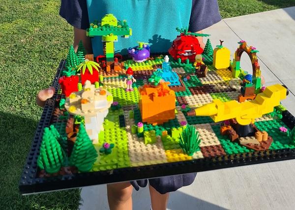 Life Education Qld Healthy Eats Bucasia Lego Comp Winner