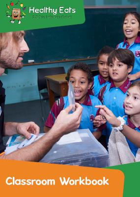 Life Education Qld Healthy Eats Classroom Workbook Img