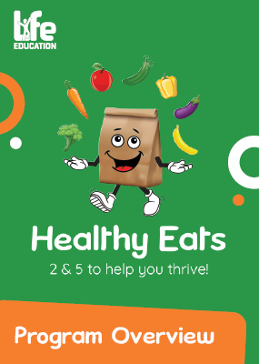 Life Education Qld Healthy Eats Program Overview Img