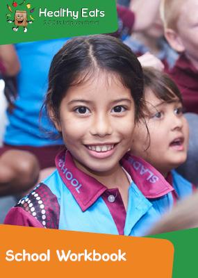 Life Education Qld Healthy Eats School Workbook Img