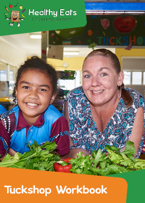 Life Education Qld Healthy Eats Tuckshop Workbook Img