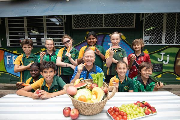 Life Education Qld Healthy Harold Pulse Newsletter Blog October Healthy Eats North Queensland