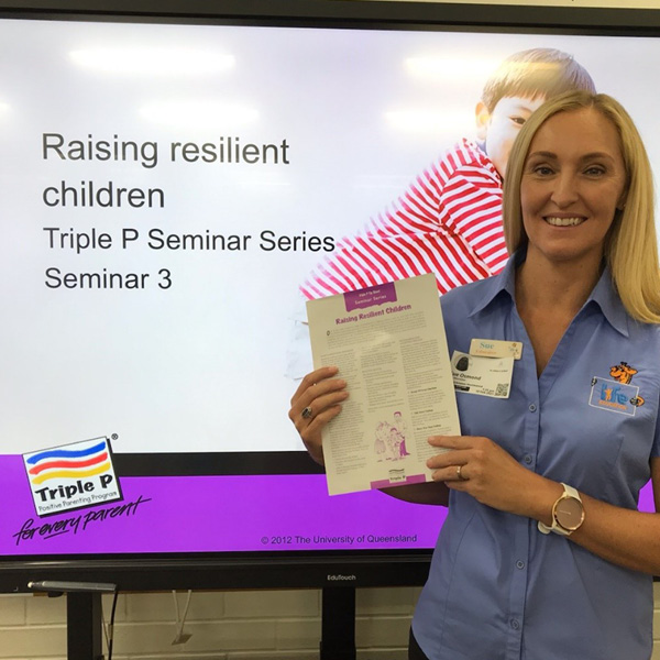 Life Education Qld Healthy Harold Triple P Stakeholder Newsletter
