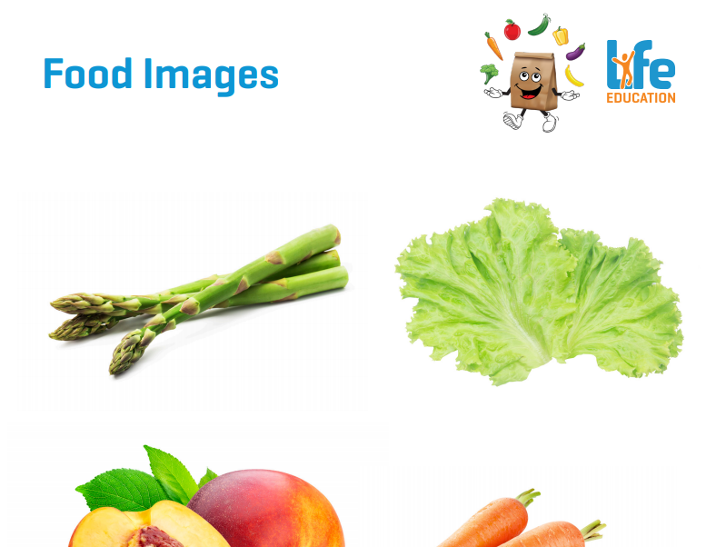 Life Education Queensland Happy Little Veggie Mites Food Images 1