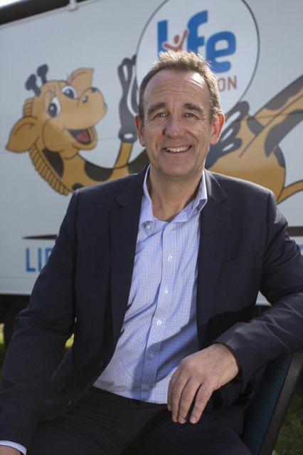 Life Education Queensland Healthy Harold Ceo Image