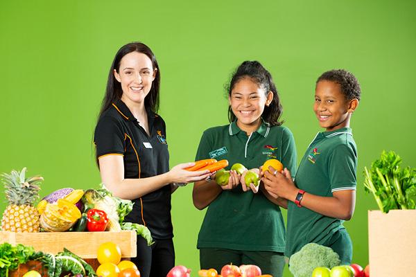 Life Education Queensland Healthy Harold Healthy Eats Generation Jaclyn