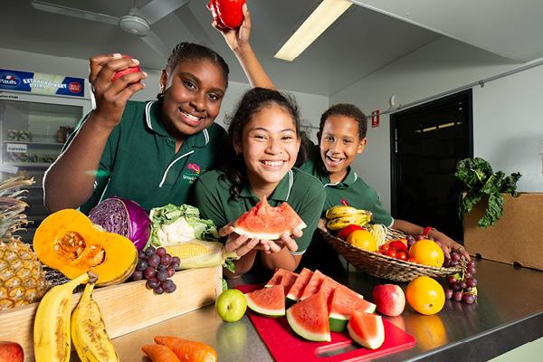 Life Education Queensland Healthy Harold Healthy Eats Generation
