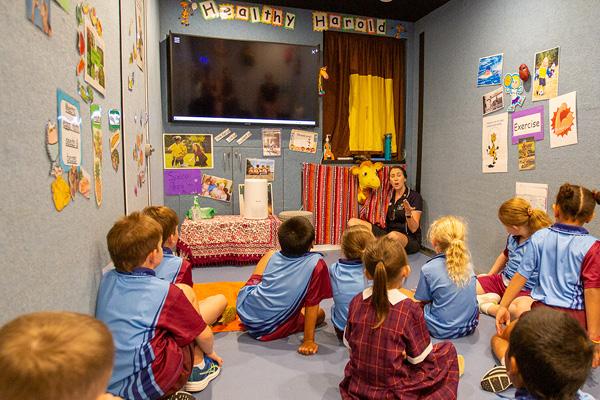 Life Education Queensland Healthy Harold Our Programs
