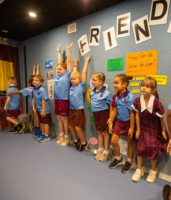 Life Education Queensland Healthy Harold Strategic Plan Van