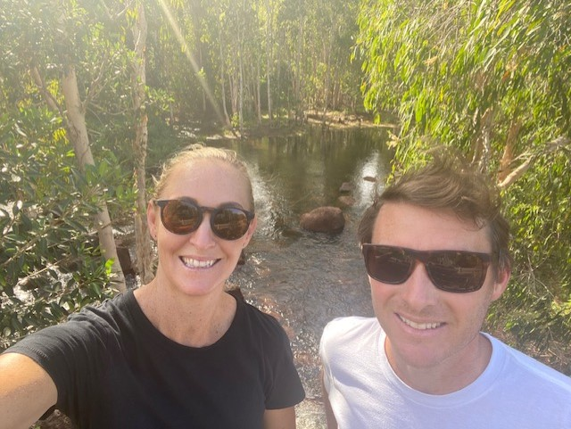Life Education Queensland Healthy Harold Weipa Visit Walking